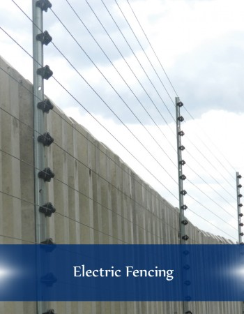 Why Secom_EElectric Fencing