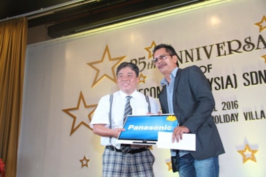 Back to School Annual Dinner 2016